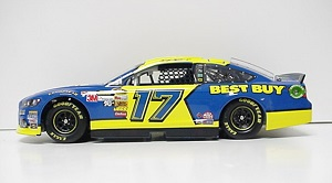 Ricky Stenhouse Jr. #17 1/24th 2013 Lionel Best Buy Ford Fusion