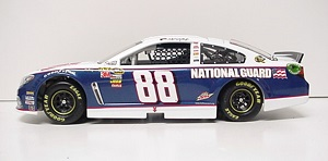 Dale Earnhardt Jr #88 1/24th 2013 Lionel National Guard Chevy SS
