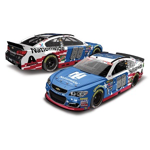 Dale Earnhardt Jr. #88 1/24th 2016 Lionel Nationwide Patriotic Chevy SS