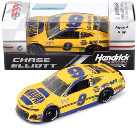 Chase Elliott  #9 1/64th 2018 Lionel NAPA Darlington Throwback Camaro