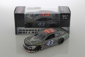 Bubba Wallace #43 1/64th 2020 Lionel Air Force Warthog Camaro