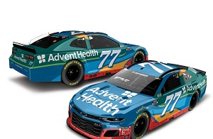 Ross Chastain #77 1/64th 2020 Lionel Advent Health Camaro