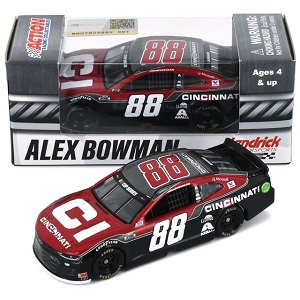Alex Bowman #88 1/64th 2020 Lionel Cincinnati Camaro