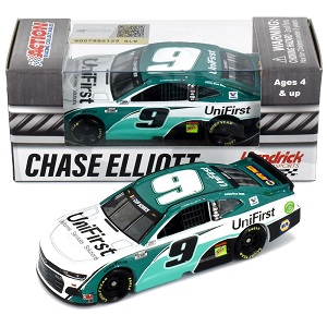 Chase Elliott  #9 1/64th 2020 Lionel UniFirst Camaro