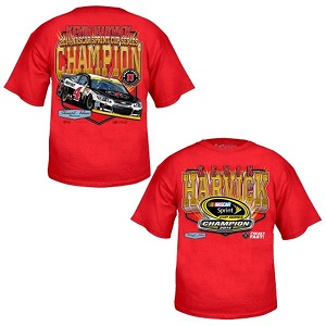 Kevin Harvick #4 2014 Jimmy Johns Sprint Cup champion Youth tee